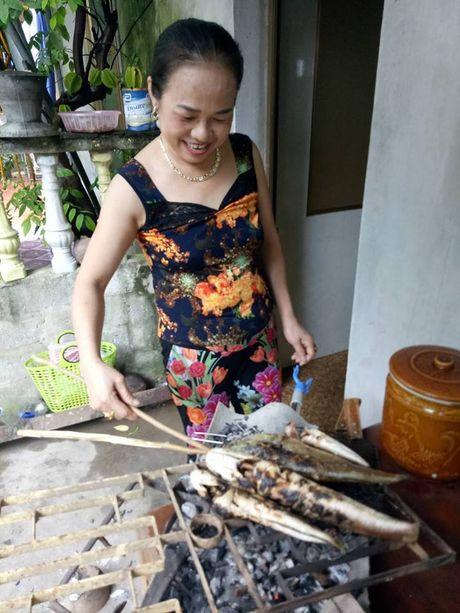 Gia dinh thu thanh Nguyen Manh mo ga co vu DT Viet Nam - Anh 4