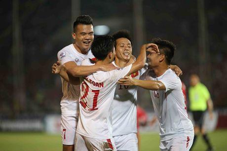 Truc tiep Viet Nam vs Malaysia: Trong Hoang ghi ban thang duy nhat cho Viet Nam - Anh 2