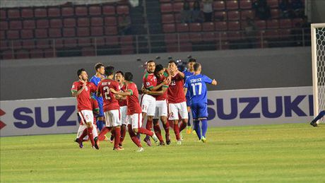 DT Indonesia thua nhan kho doat ve vao ban ket AFF Cup 2016 - Anh 1