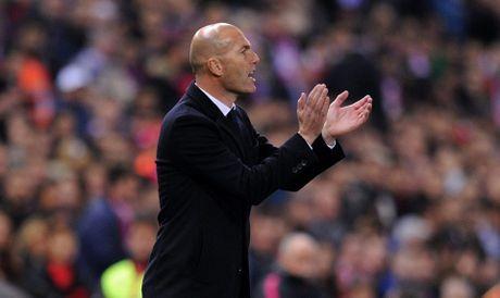 Zinedine Zidane va 10 HLV co khoi dau tot nhat cung Real Madrid - Anh 1
