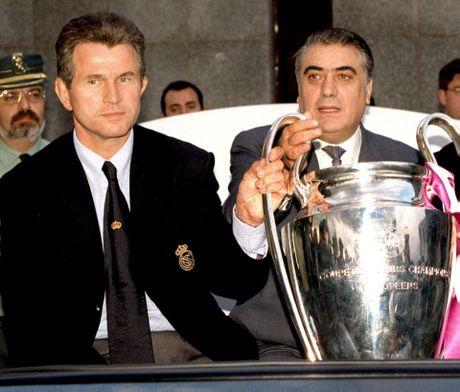 Zinedine Zidane va 10 HLV co khoi dau tot nhat cung Real Madrid - Anh 2