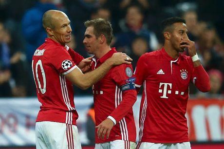 00h00 ngay 24/11, Rostov vs Bayern Munich: Lay lai the dien - Anh 1