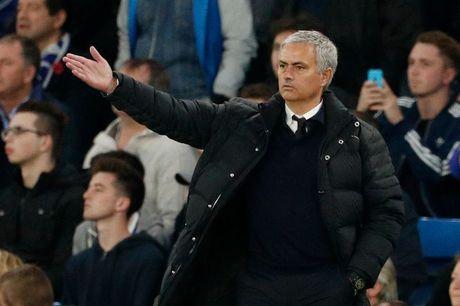 Voi Mourinho, doi hinh Man Utd hien tai la 'do bo' - Anh 1