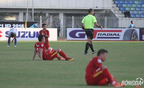 DT Viet Nam nam la liet sau man kung-fu cua DT Malaysia - Anh 1