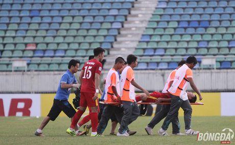 DT Viet Nam nam la liet sau man kung-fu cua DT Malaysia - Anh 2