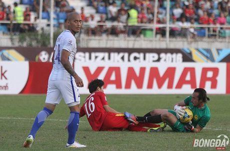 DT Viet Nam nam la liet sau man kung-fu cua DT Malaysia - Anh 3