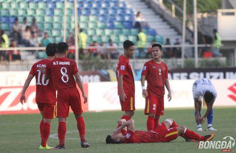 DT Viet Nam nam la liet sau man kung-fu cua DT Malaysia - Anh 6