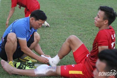 DT Viet Nam nam la liet sau man kung-fu cua DT Malaysia - Anh 7
