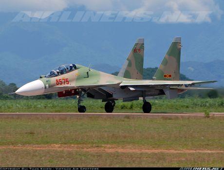 Phi cong Su-30MK2 Viet Nam sap duoc An Do dao tao - Anh 7