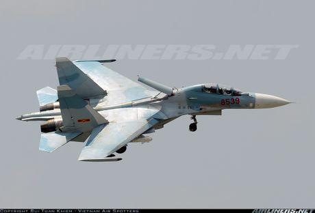Phi cong Su-30MK2 Viet Nam sap duoc An Do dao tao - Anh 8