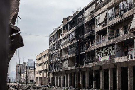 Canh do nat o thanh pho Aleppo trong chien tranh - Anh 5