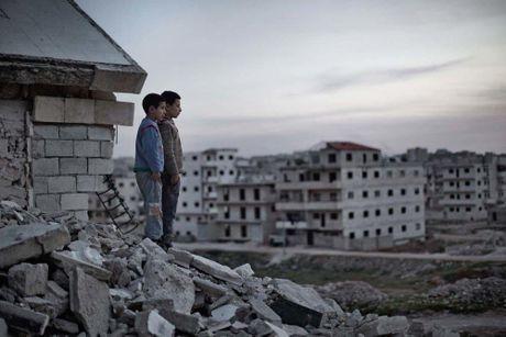 Canh do nat o thanh pho Aleppo trong chien tranh - Anh 7
