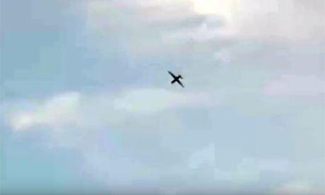 Phien quan IS ban ha UAV My MQ-9 Reaper o Mosul? - Anh 1