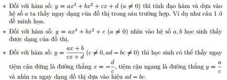 Kinh nghiem day 'Khao sat ham so, HS luy thua, HS mu-HS logarit' thi THPT quoc gia - Anh 1