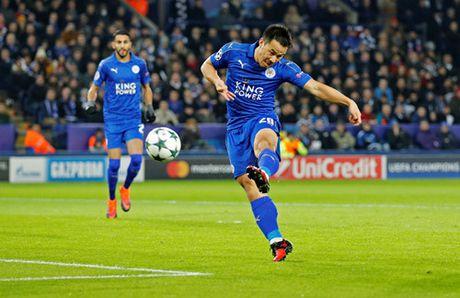 Leicester viet tiep cau chuyen co tich o Champions League - Anh 2