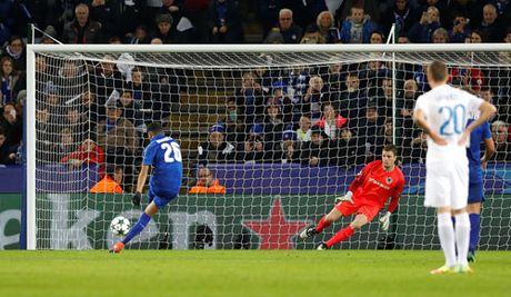 Leicester viet tiep cau chuyen co tich o Champions League - Anh 3