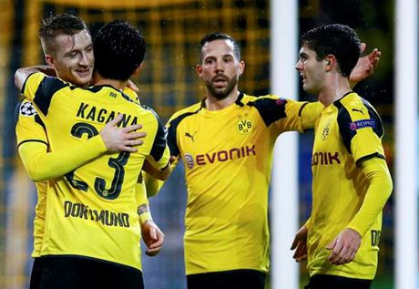 Dortmund thang 'dien ro' truoc CLB Ba Lan - Anh 3