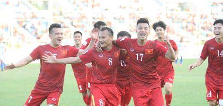 Trong Hoang lap cong, tuyen Viet Nam dat mot chan vao ban ket AFF Cup 2016 - Anh 1