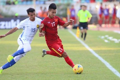 Trong Hoang lap cong, tuyen Viet Nam dat mot chan vao ban ket AFF Cup 2016 - Anh 3