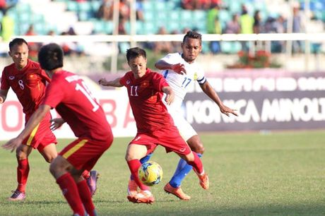 Trong Hoang lap cong, tuyen Viet Nam dat mot chan vao ban ket AFF Cup 2016 - Anh 5