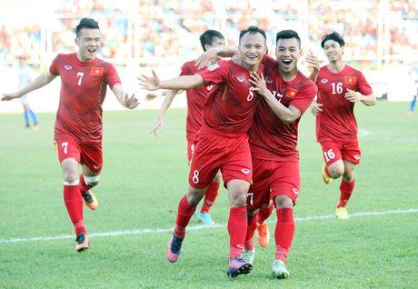 Trong Hoang: 'Ban thang vao luoi Malaysia giup toi giai toa ap luc' - Anh 1