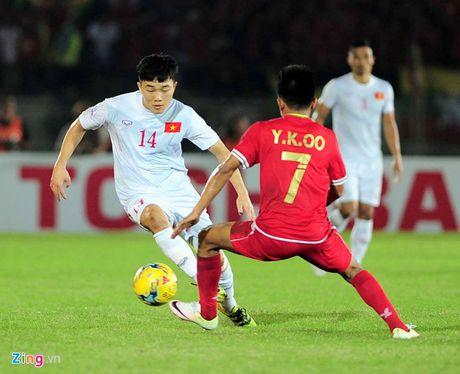Xuan Truong nhan 'lieu doping' y nghia truoc tran gap Malaysia - Anh 1