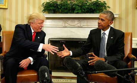 Donald Trump: Toi rat quy men Tong thong Obama - Anh 1