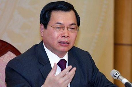 Quoc hoi giao co quan phap luat xu ly nguyen Bo truong Vu Huy Hoang - Anh 1