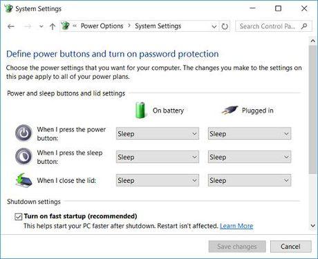 5 cach khac phuc loi khoi dong cham Windows 10 - Anh 1