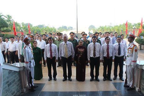 Long trong ky niem Ngay khoi nghia Nam Ky - Anh 1
