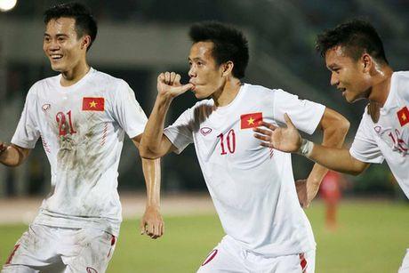Truc tuyen Viet Nam - Malaysia 1-0: Trong Hoang ghi ban - Anh 1