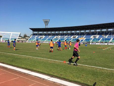 Truc tuyen Viet Nam - Malaysia 1-0: Trong Hoang ghi ban - Anh 2