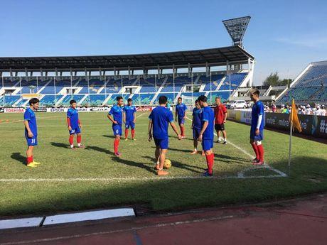 Truc tuyen Viet Nam - Malaysia 1-0: Trong Hoang ghi ban - Anh 3
