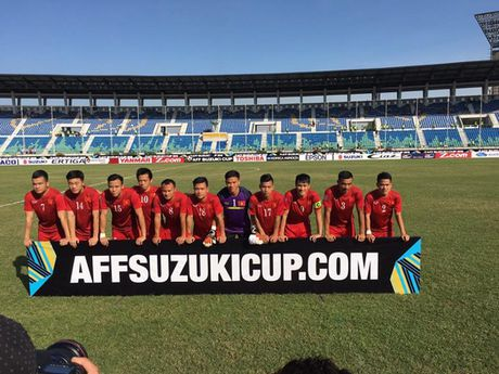 Truc tuyen Viet Nam - Malaysia 1-0: Trong Hoang ghi ban - Anh 5