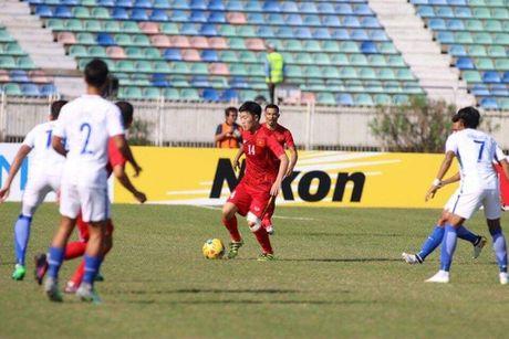 Truc tuyen Viet Nam - Malaysia 1-0: Trong Hoang ghi ban - Anh 6
