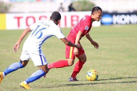 Truc tuyen Viet Nam - Malaysia 1-0: Trong Hoang ghi ban - Anh 7