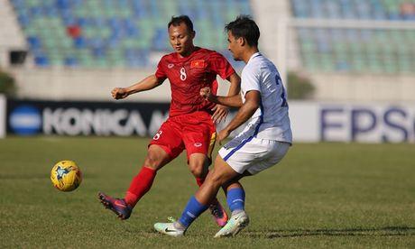 Truc tuyen Viet Nam - Malaysia 1-0: Trong Hoang ghi ban - Anh 8