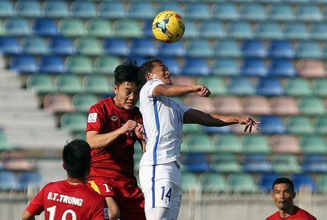 Truc tuyen Viet Nam - Malaysia 1-0: Trong Hoang ghi ban - Anh 9