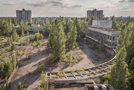Trung Quoc tham vong xay nha may nang luong tai vung cam Chernobyl - Anh 1