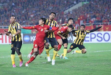 Tran Viet Nam - Malaysia: Gianh ve som - Anh 1