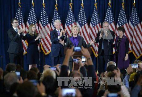 Ba Hillary vuot xa ong Trump 1,7 trieu phieu pho thong - Anh 1