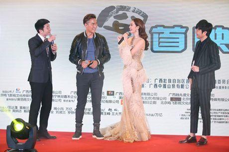Khanh My cung nhom HKT ra mat phim o Trung Quoc - Anh 4