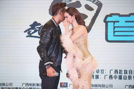 Khanh My cung nhom HKT ra mat phim o Trung Quoc - Anh 5