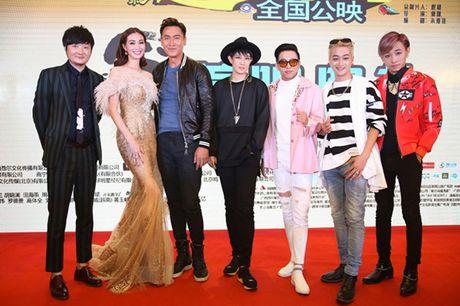 Khanh My cung nhom HKT ra mat phim o Trung Quoc - Anh 7