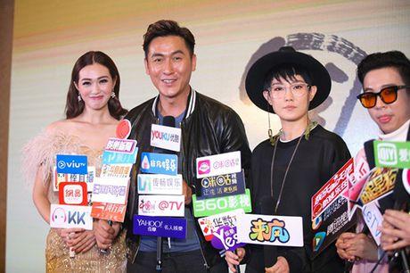 Khanh My cung nhom HKT ra mat phim o Trung Quoc - Anh 8