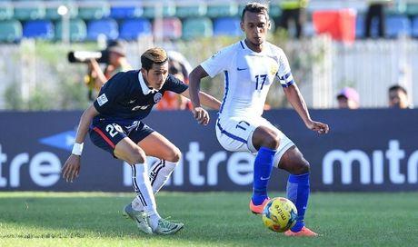 Thua nguoc truoc Myanmar, Campuchia la doi dau tien chia tay AFF Cup - Anh 1