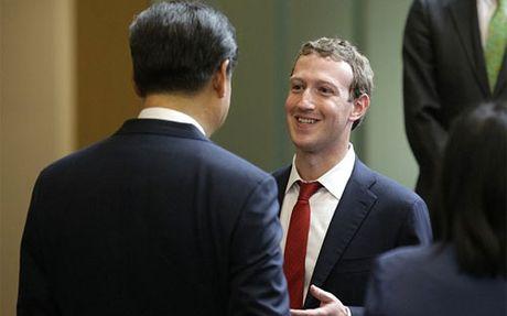 Facebook se dung cong cu kiem duyet de duoc vao Trung Quoc? - Anh 1
