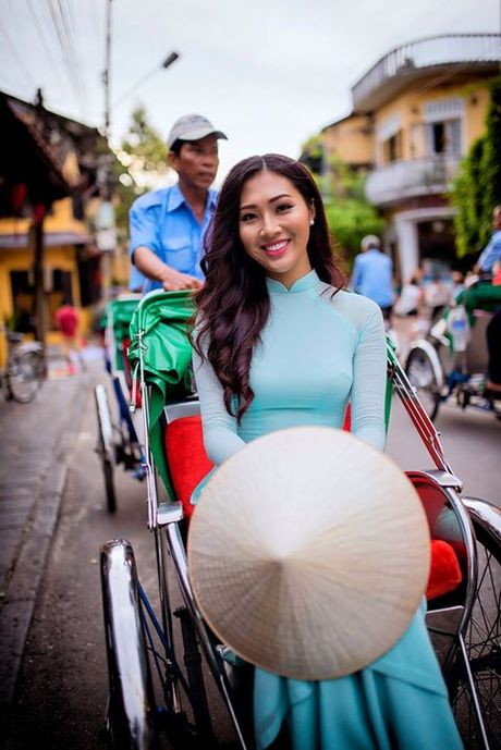 Chat voi Hoa khoi Dieu Ngoc truoc gio len duong tham du Miss World 2016 - Anh 5