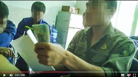 Cong ty co phan than Ha Lam-Vinacomin (Quang Ninh): Nhieu cong nhan phan anh hien tuong 'rua tien' - Anh 1