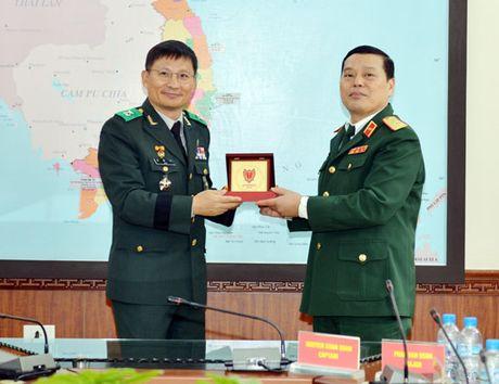 TAQS hai nuoc Viet Nam-Han Quoc: Tang cuong trao doi kinh nghiem va hop tac tu phap - Anh 2